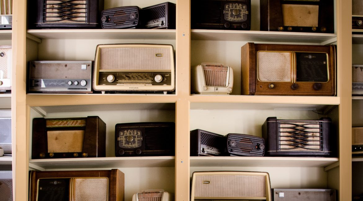 A candidate-driven market has created a two-way street in radio silence.