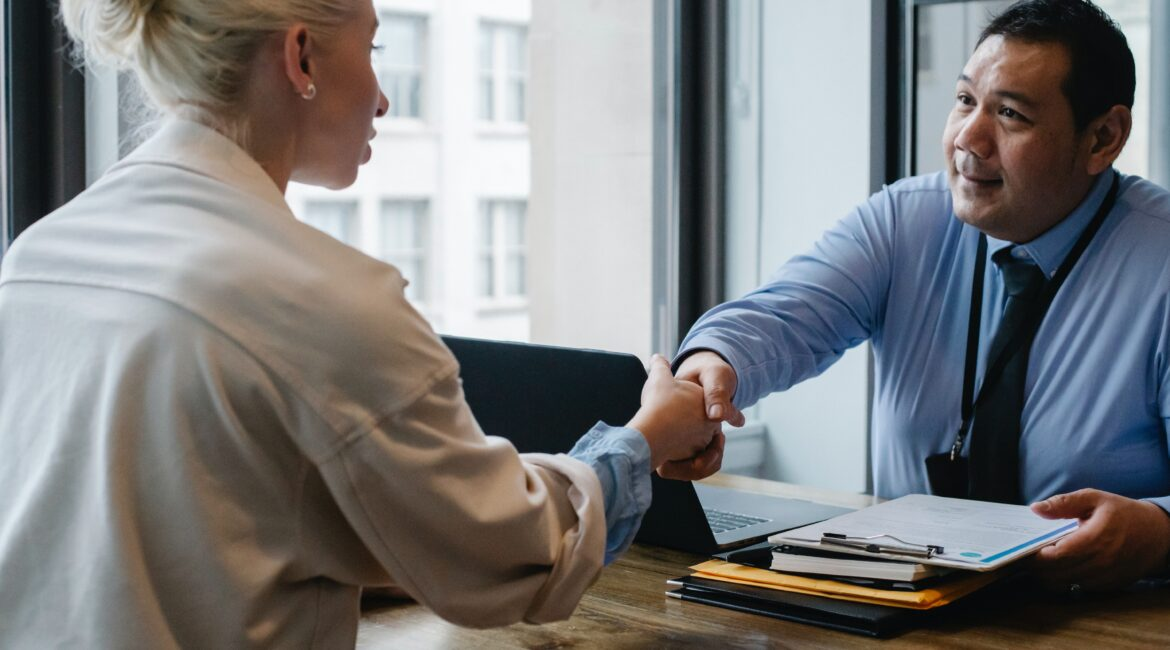 With a recruiter involved, the candidate and the company will have a smoother interview and potential hiring process.