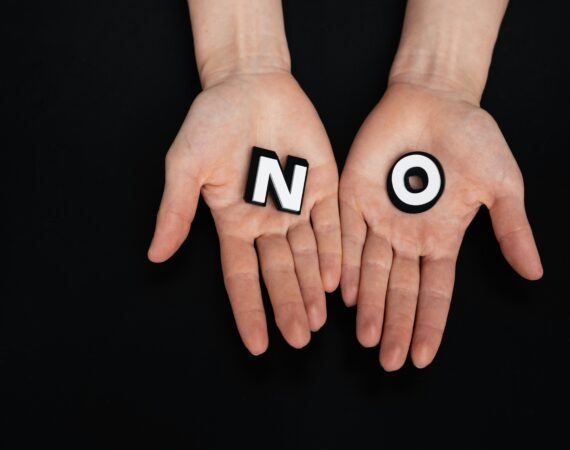 """What does it mean when a prospective employer or prospective employee says """"no""""? Here are some possibilities."""