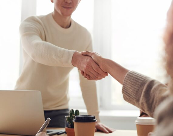Your recruiter should be like a trusted advisor, not a solely transactional recruiter.